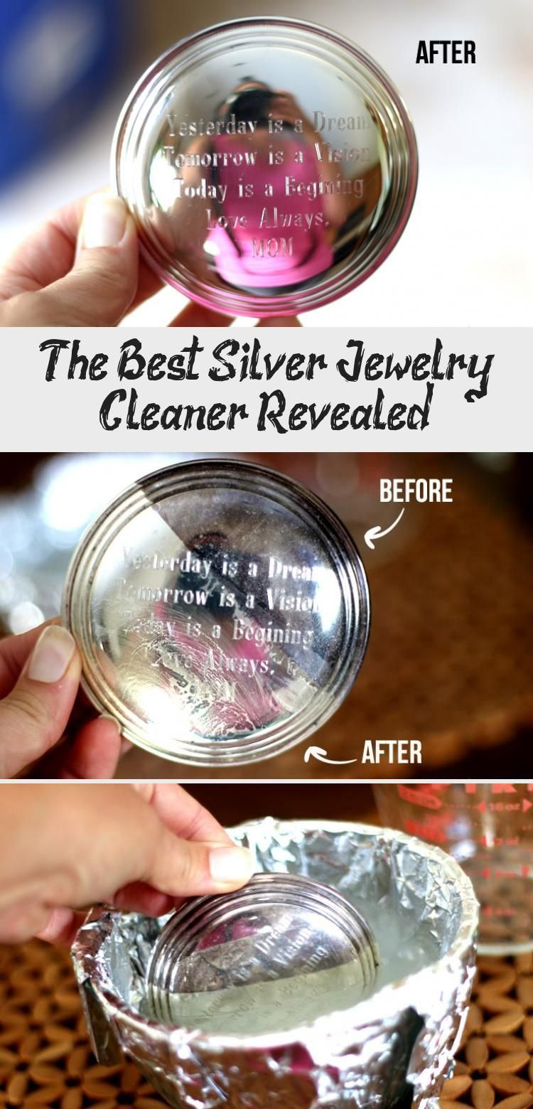 Home Made Silver Polish Tarnish Remover Super Easy Really Works
