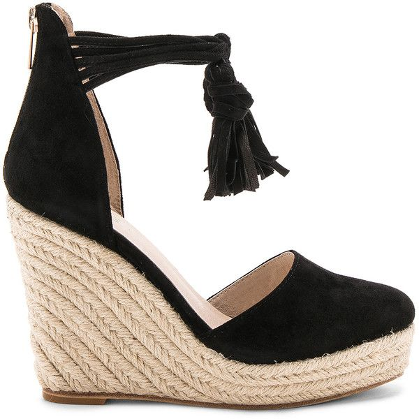 c321ffccd RAYE Dixie Wedge ( 115) ❤ liked on Polyvore featuring shoes