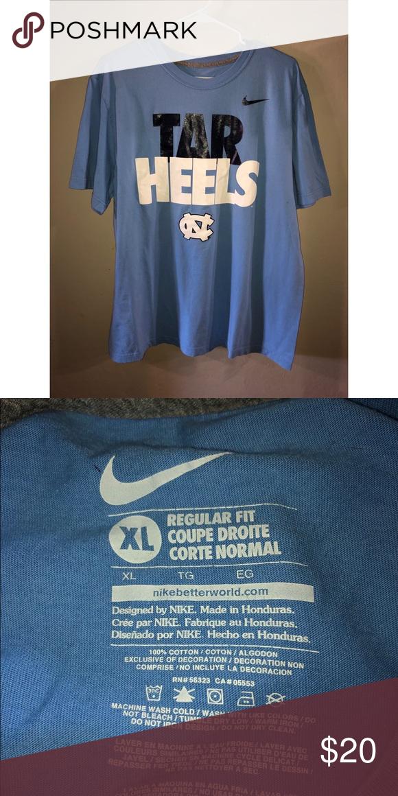 807be1e64 Men's Nike North Carolina Tar Heels t shirt Men's, North Carolina Tar  Heels, t-shirt, size xl, Nike Nike Shirts Tees - Short Sleeve