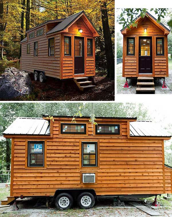 images about Small Spaces and Tiny Houses on Pinterest