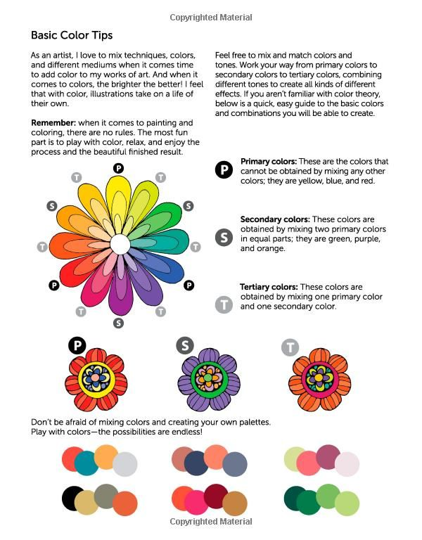 Creative Coloring Animals: Art Activity Pages to Relax and Enjoy ...