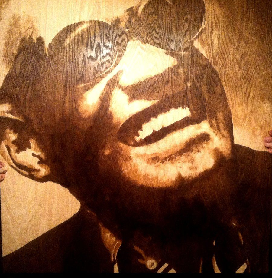 Wood Stain Painting Techniques Wood Stain Art By Ashenfelterdeviantartcom On Deviantart