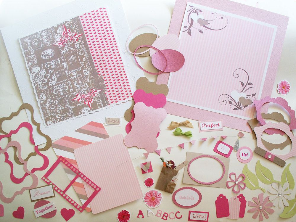 17 Best images about scrapbook on Pinterest | Paper, Homemade and ...