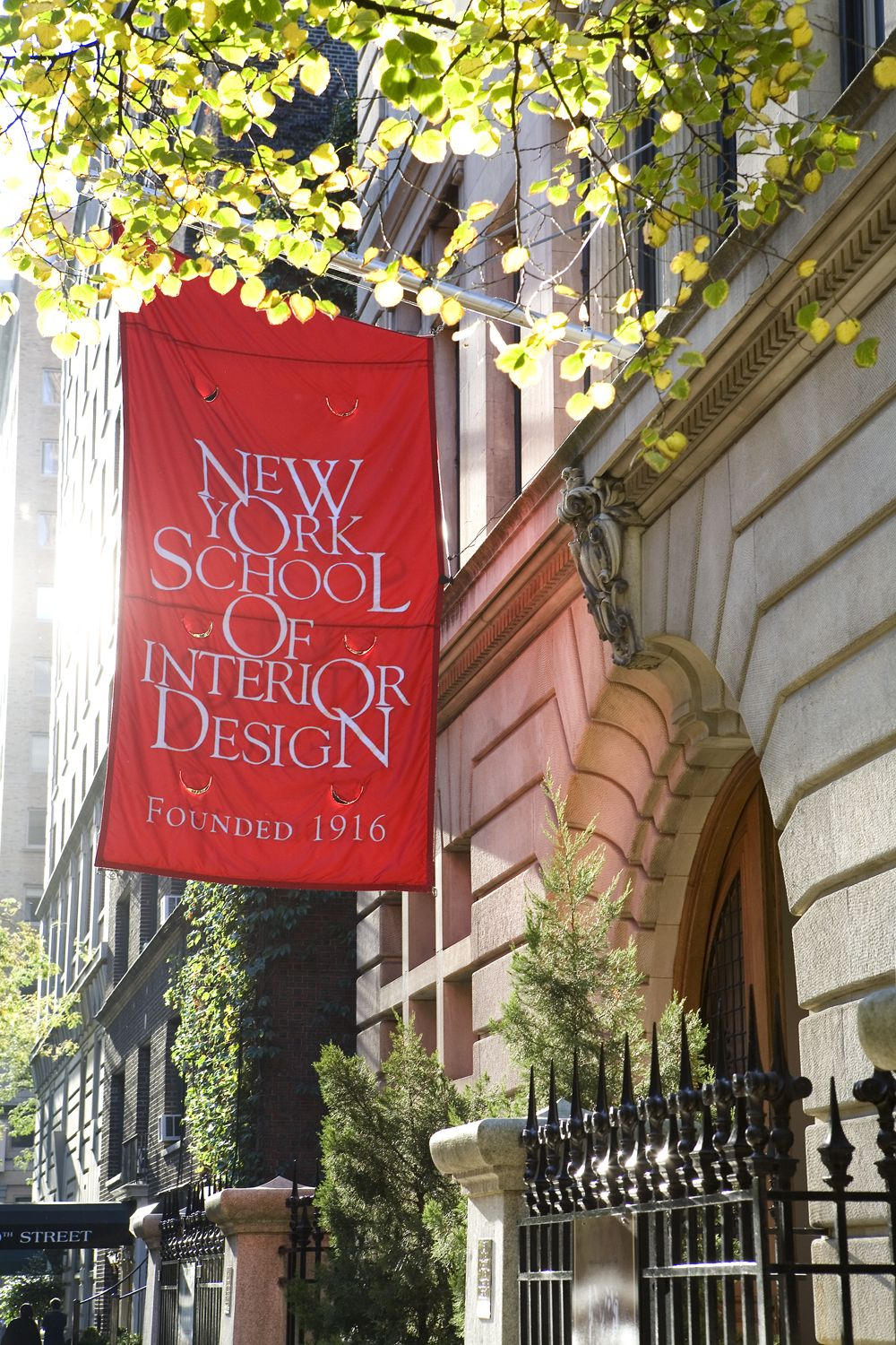 New York School Of Interior Design Interior Design School