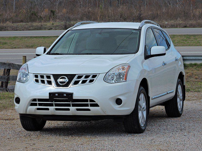 Used 2012 Nissan Rogue SV Sport Utility for sale near you