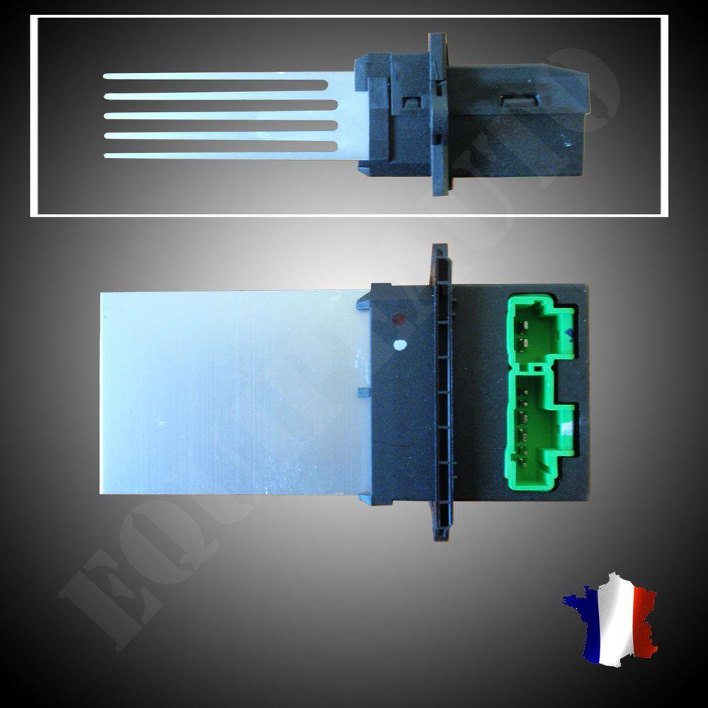RESISTANCE Module de Puissance CHAUFFAGE ventilation clim Renault Scenic 2