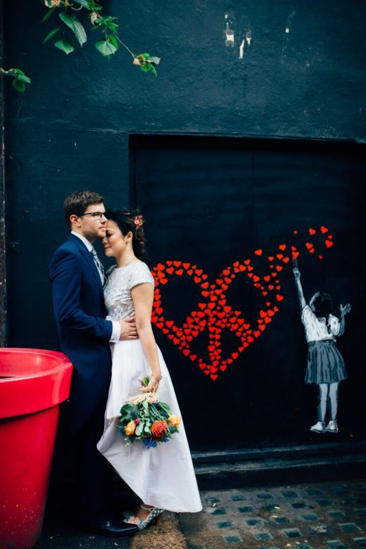 Courthouse Hotel Shoreditch: Wedding At Courthouse Hotel Shoreditch // London Wedding