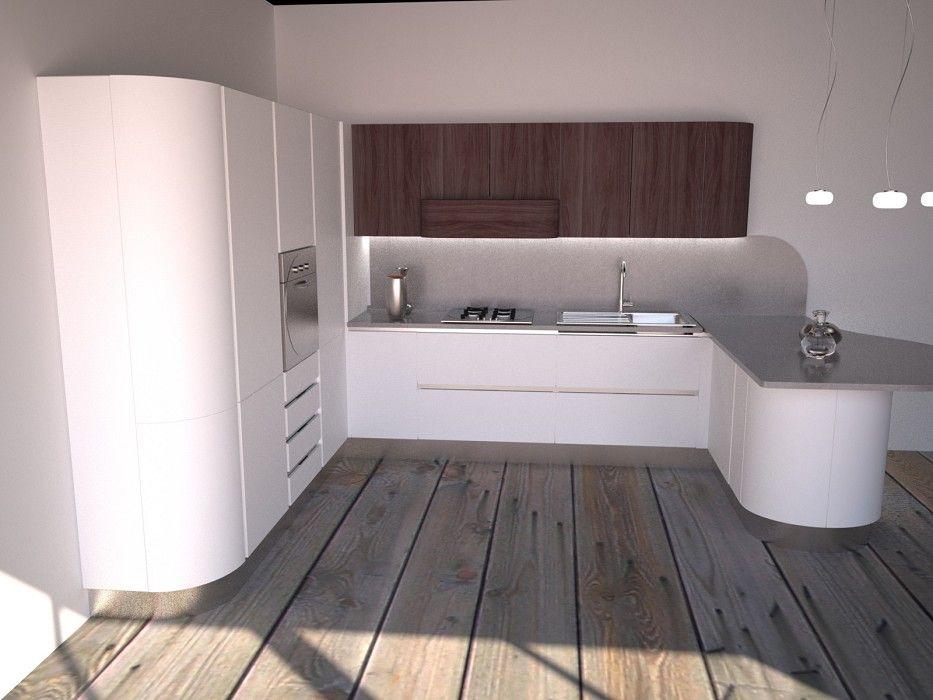Ante Cucina Moderna.Fratelli Piaggio Cucina Moderna 03 Cucina Grande Qualita