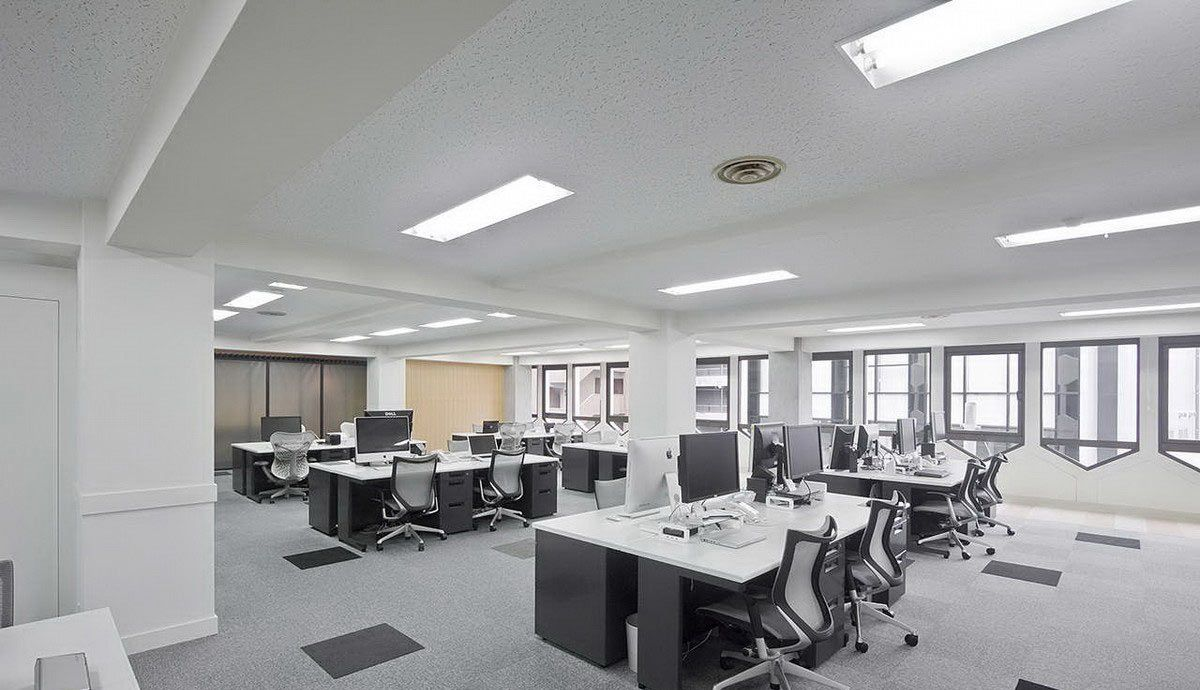 Led Office Lights Led Office Lighting Is Widely Used In Modern Offices Led Light