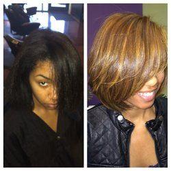 The Hot Comb Salon Near Southside Chicago Il Natural Hair Salons Natural Hair Styles Hair Salon