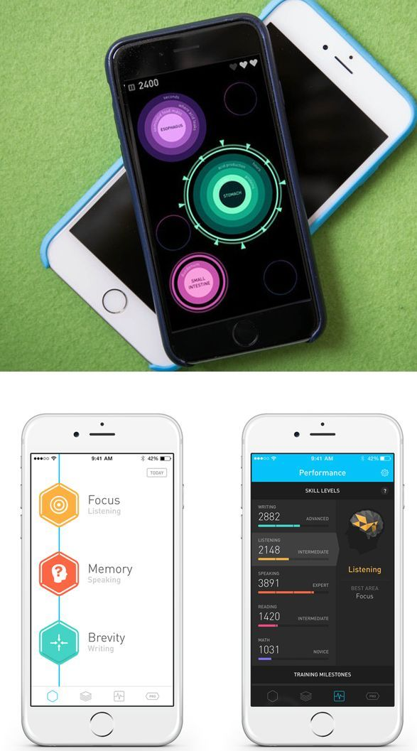 New app Elevate will help you improve your memory, math