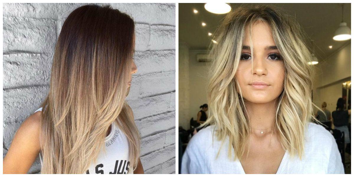 Frisuren Trend 2021 Lange Haare