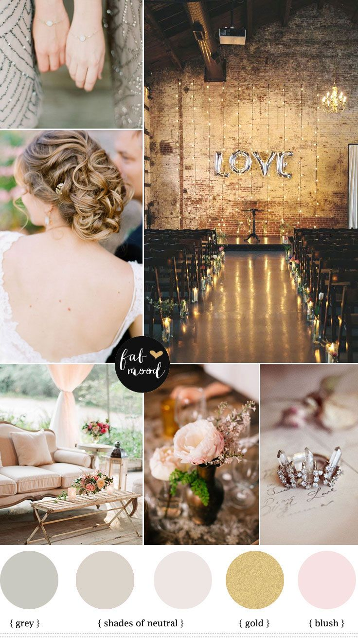 Autumn Vintage Wedding Neutral