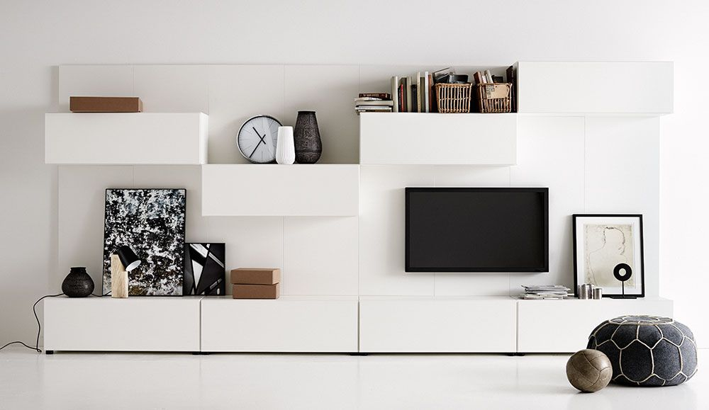 accessoires contemporains boconcept meuble tv. Black Bedroom Furniture Sets. Home Design Ideas