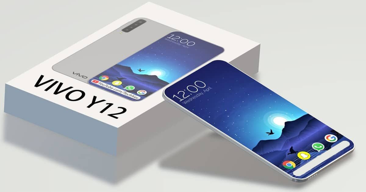 Vivo Y12 Vivo Mobile Price Release Date
