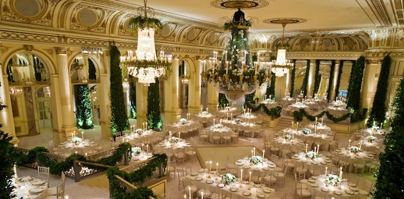 Wedding At The Plaza Hotel New York City Photographers
