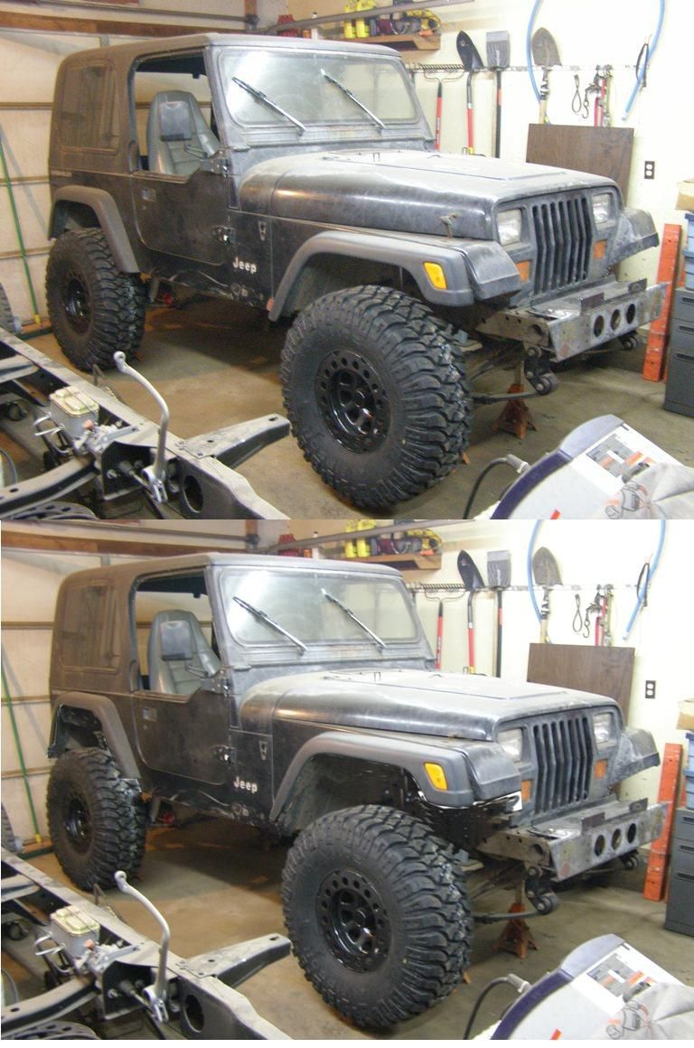 Home Don High Rise Hood Jeep Yj Custom Jeep Wrangler Jeep