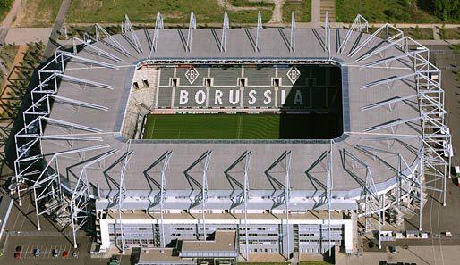 Borussia Park Borussia Moenchengladbach Borussia Monchengladbach Vfl Borussia Monchengladbach Borussia