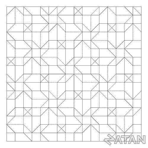 crosses tessellation