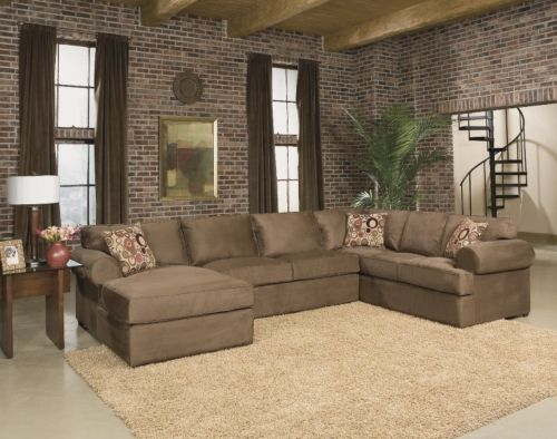 Terrific Too Big But Like The Chaise On The End Of Couch Home Decor Andrewgaddart Wooden Chair Designs For Living Room Andrewgaddartcom