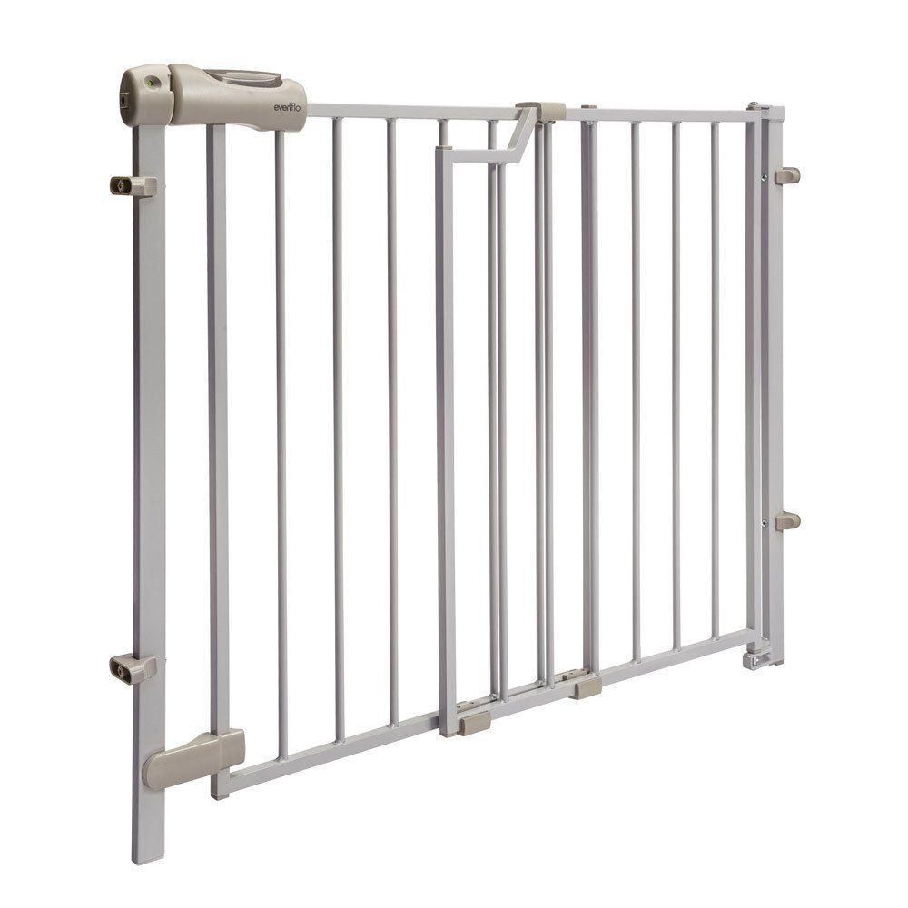 Evenflo Easy Walk Thru Top Of Stairs Gate