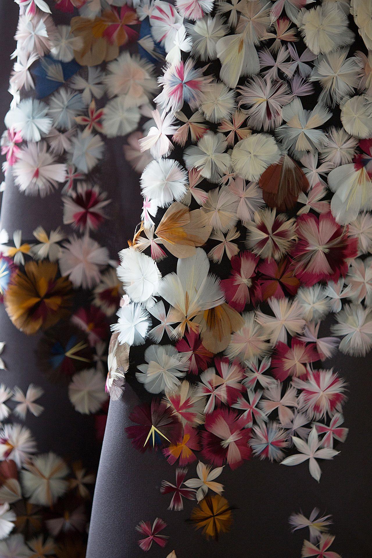 Velvetcloak Christian Dior Fall 2017 Embellishment Fashion Embroidery Fashion Embroidery Designs Fashion