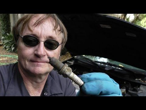 rethreading a blown spark plug hole yourself | scotty kilmer by ...