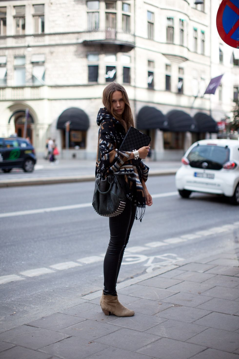 Erin Wasson Casual Style