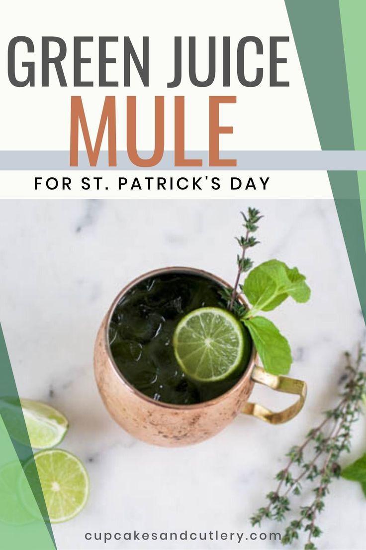 Green Juice Mule