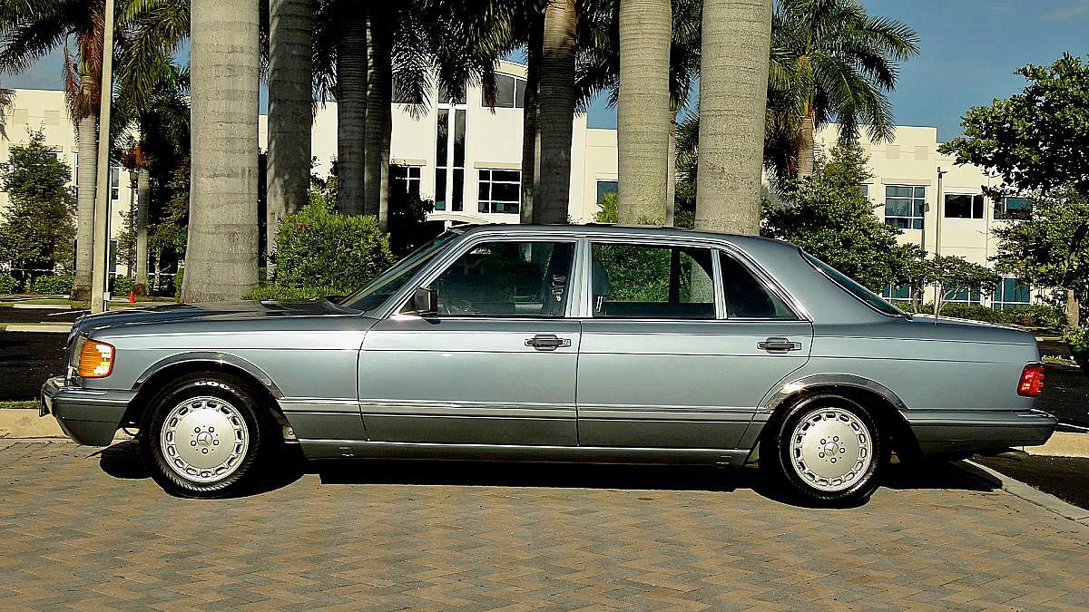 1986 Mercedes Benz 560sel (w126) Merc Benz S Class(w126 Mercedes-Benz  560SEC Convertible 1986 Mercedes Benz 560 Engine Diagram