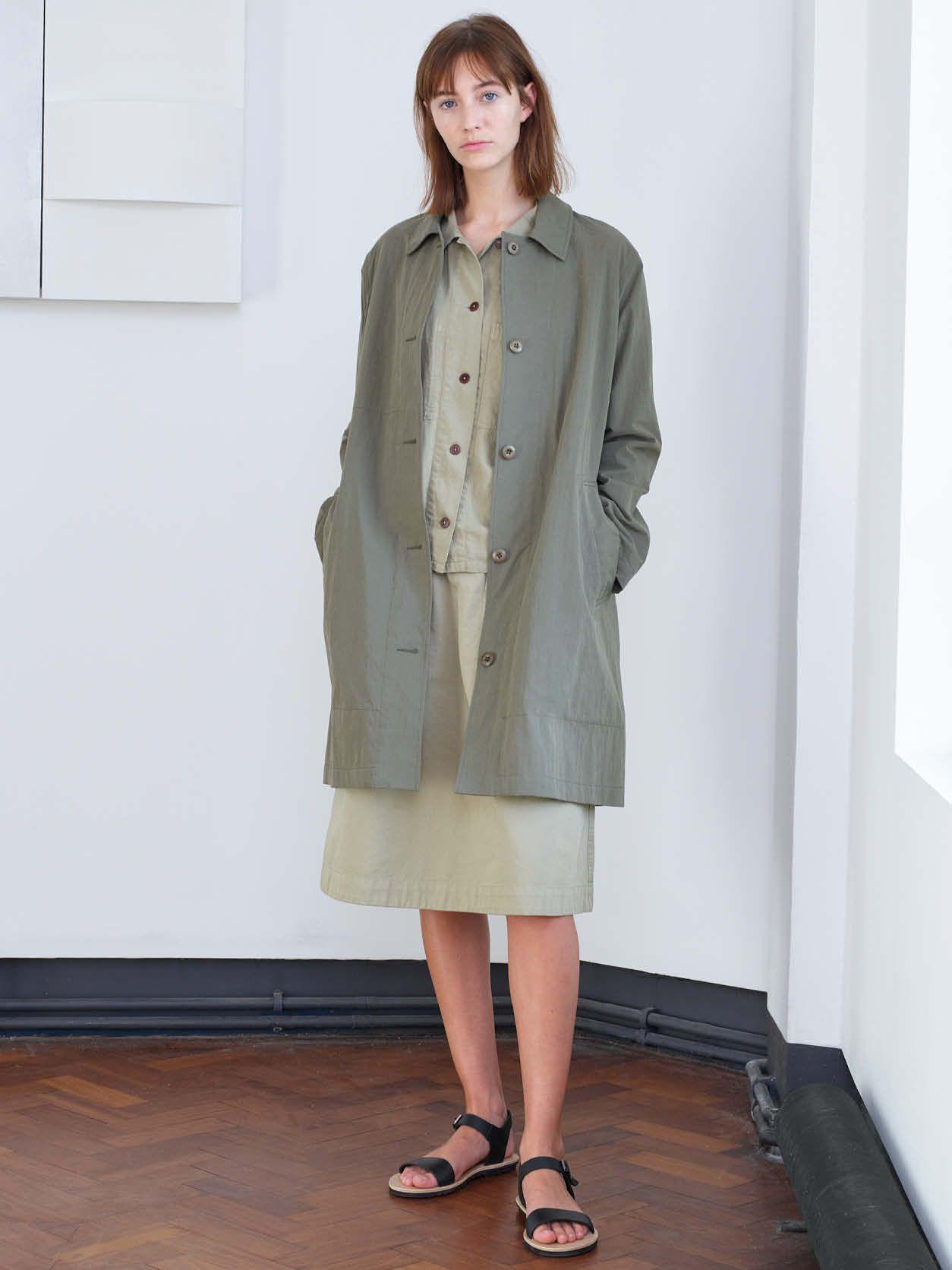 Lookbook | Greedy Eyes | Margaret howell, Work shirts, Fashion