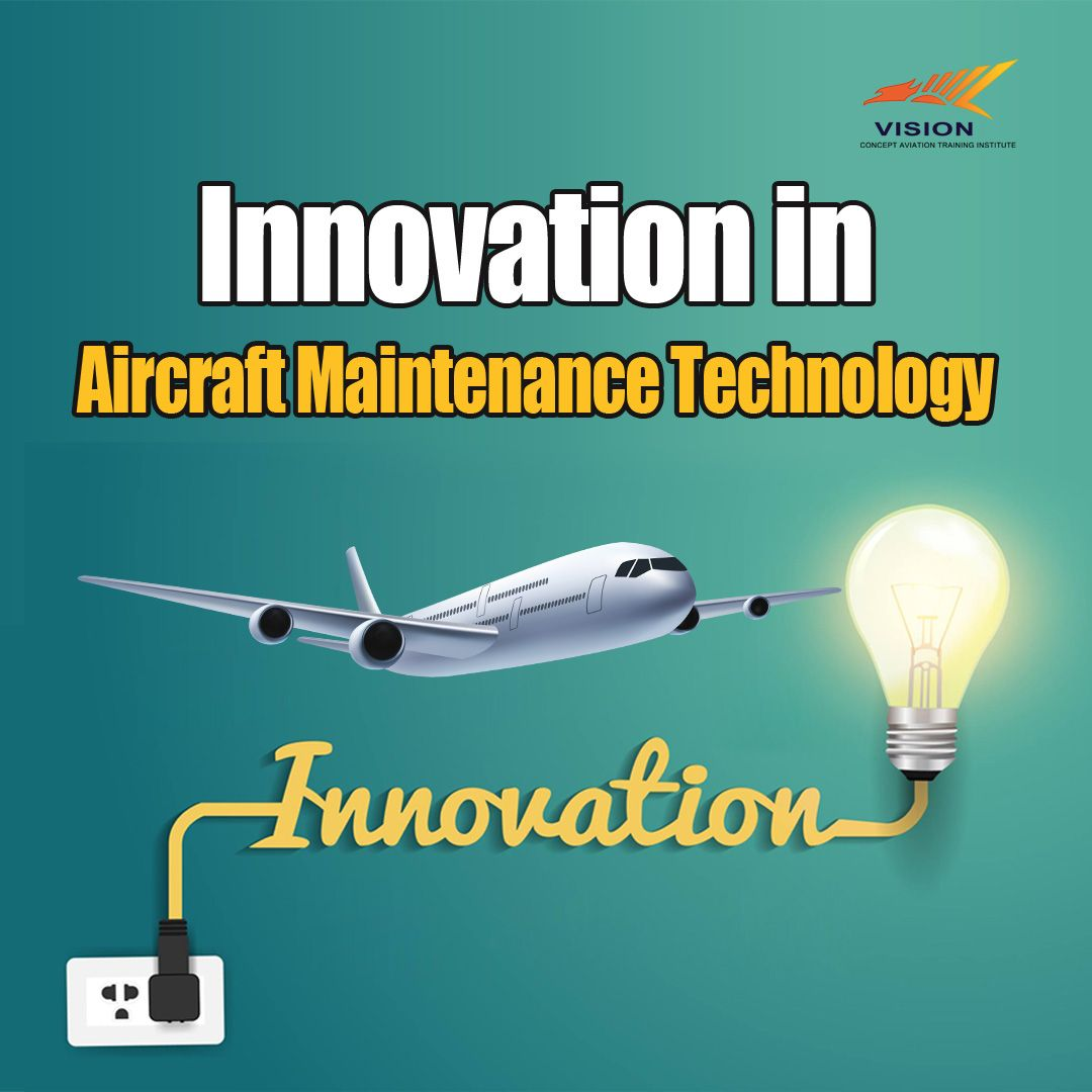 Aircraft Maintenance Technology Is Changing Fast Lots Of Innovations And Technological Aircraft Maintenance Technology Aircraft Maintenance Aviation Training
