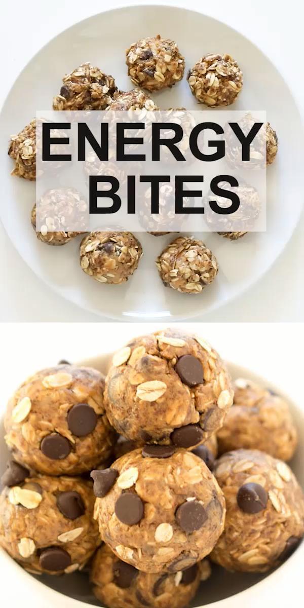 Photo of 5 Ingredient Peanut Butter Energy Bites