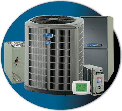 American Standard Heating Air Conditioning Air Conditioner