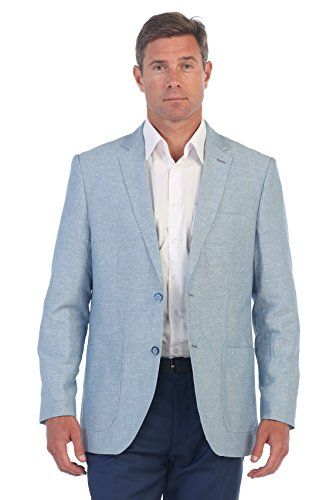 Sale Price 54 99 Gioberti Mens Linen Sports Coat Suit Jacket