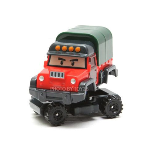 Robocar Poli Poacher Korean TV Animation Movie Figure Car Toy Kids Gift