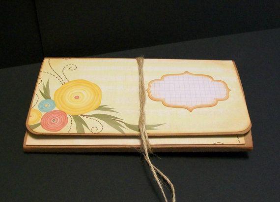 Wallet Size Interactive Mini Album Handmade Mini Pre Made