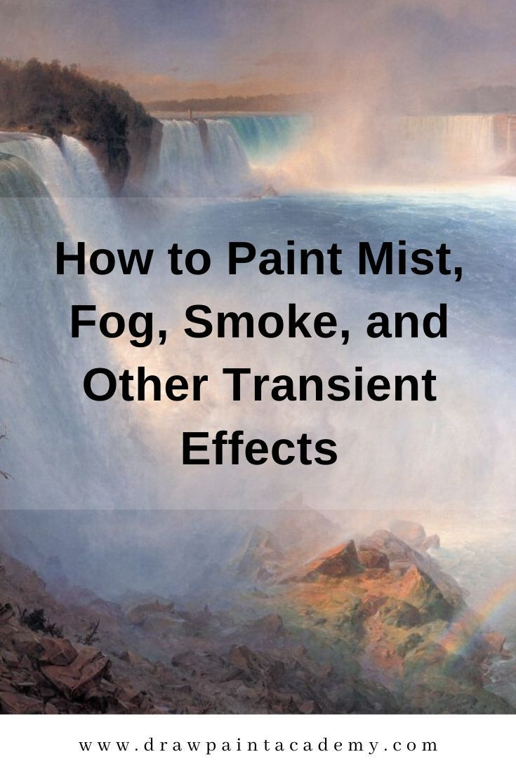 How to Paint Mist, Fog, Smoke, and Other Transient Effects