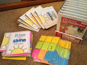 Tunstall's Teaching Tidbits: Organization and Reteach!