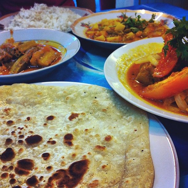 fantastic north indian food in HCM  @luvinequinox's photo