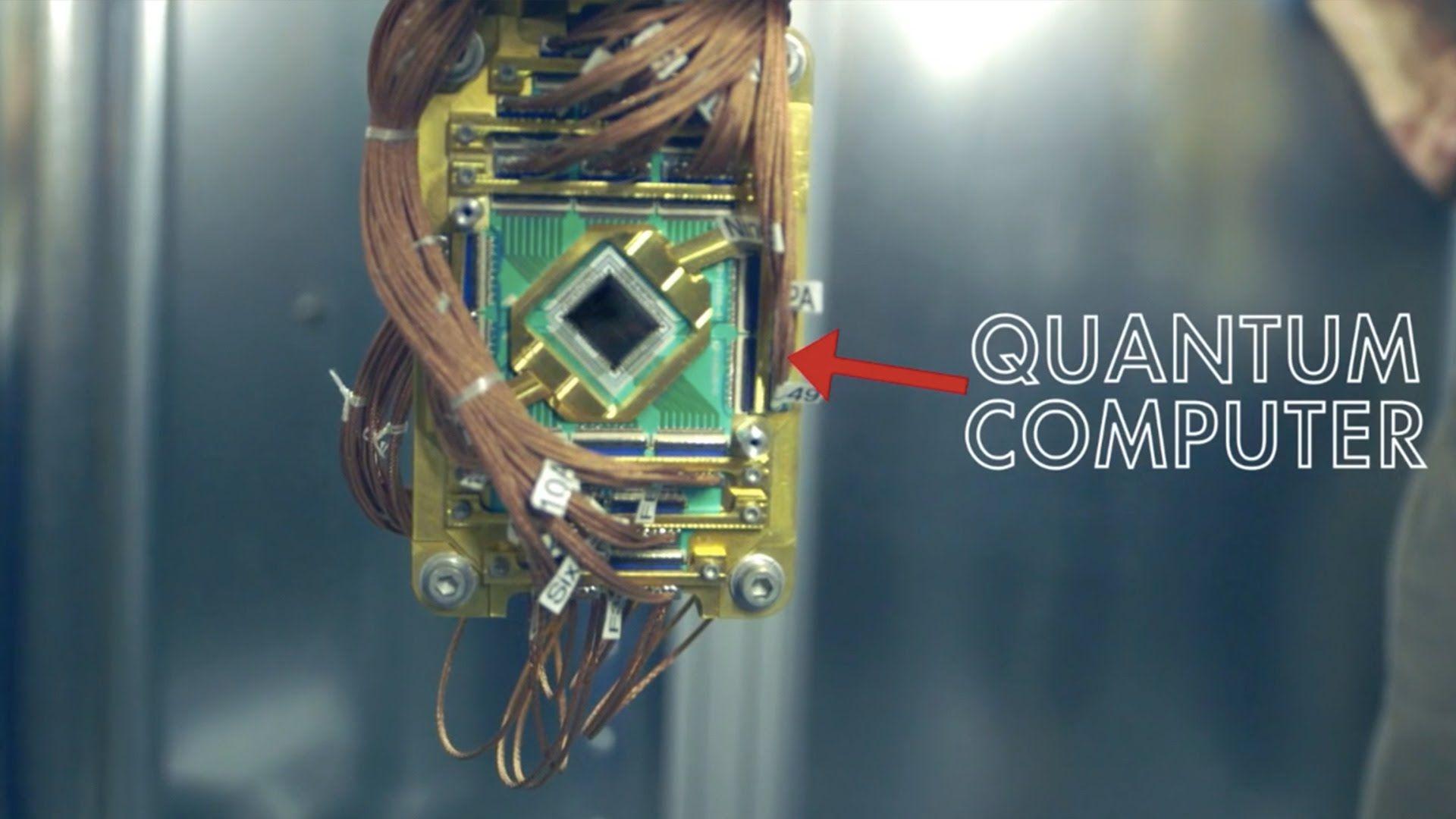 Quantum Computing Seminar Report | Computer | Computer internet