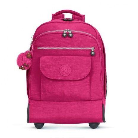 487bdb5ae89 Kipling Backpack With Wheels | ari | Backpack with wheels, Rolling ...