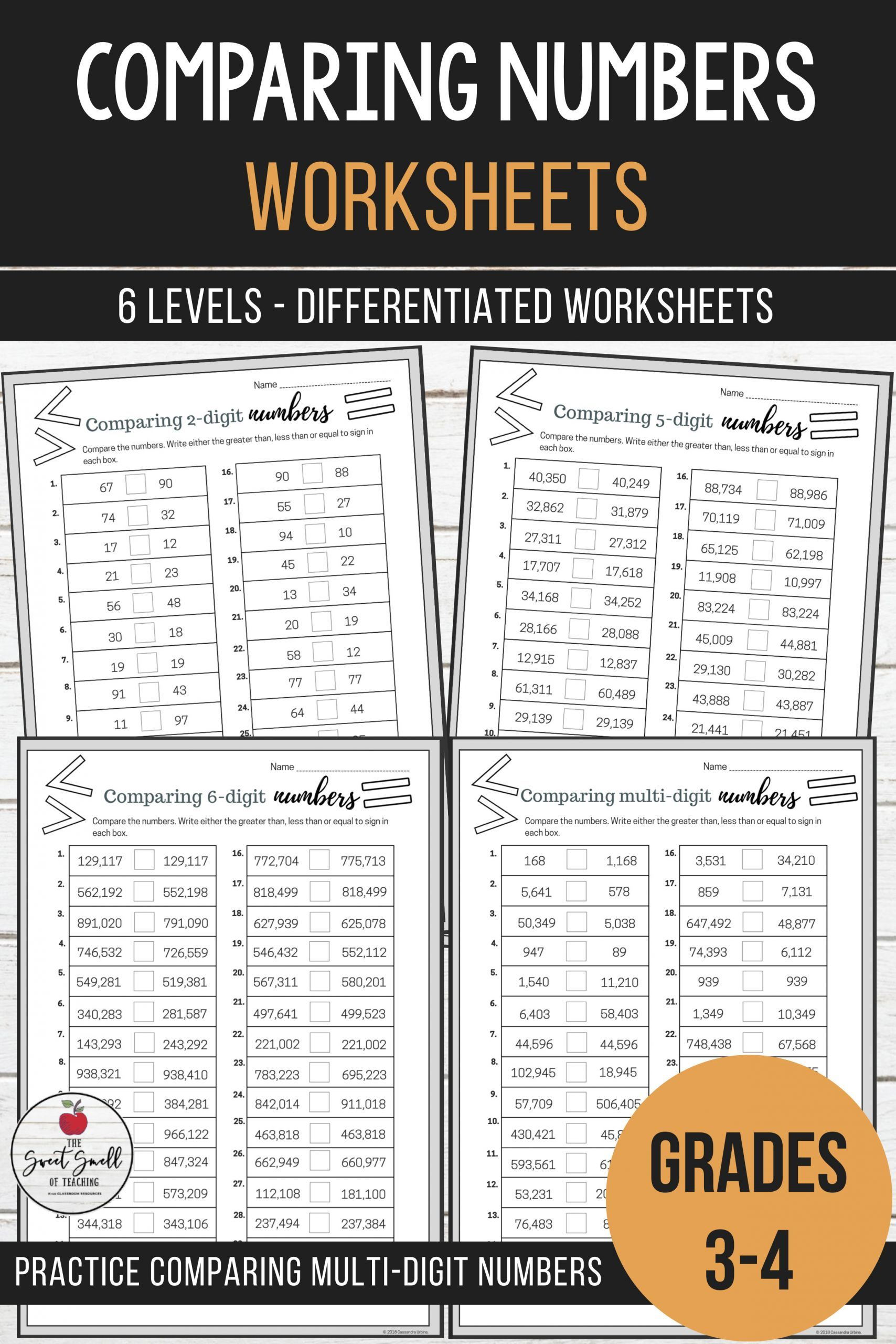 4 Worksheet Numbers Worksheets For Kids In