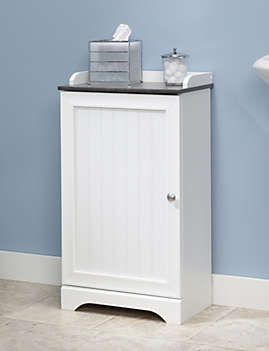 Awesome Caraway Floor Cabinet Art Van Furniture Bathroom White Download Free Architecture Designs Rallybritishbridgeorg