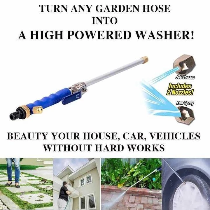 Deepwasher 2 In 1 High Pressure Power Washer 365trendy Com High Pressure Washer Pressure Washing