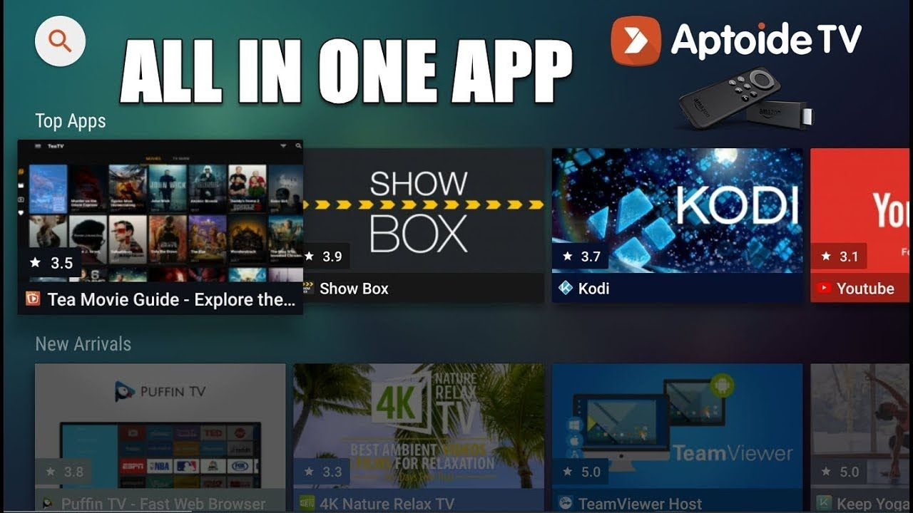 Best App For The Fire Tv Stick!! The Only App You Need