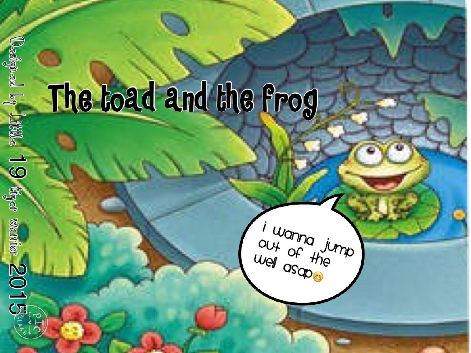 The Toad And The Frog
