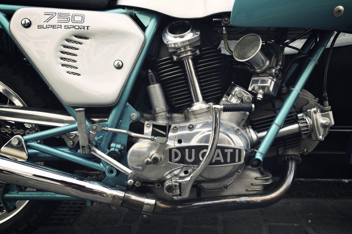 1974 Ducati 750 SS | Classic Driver Market