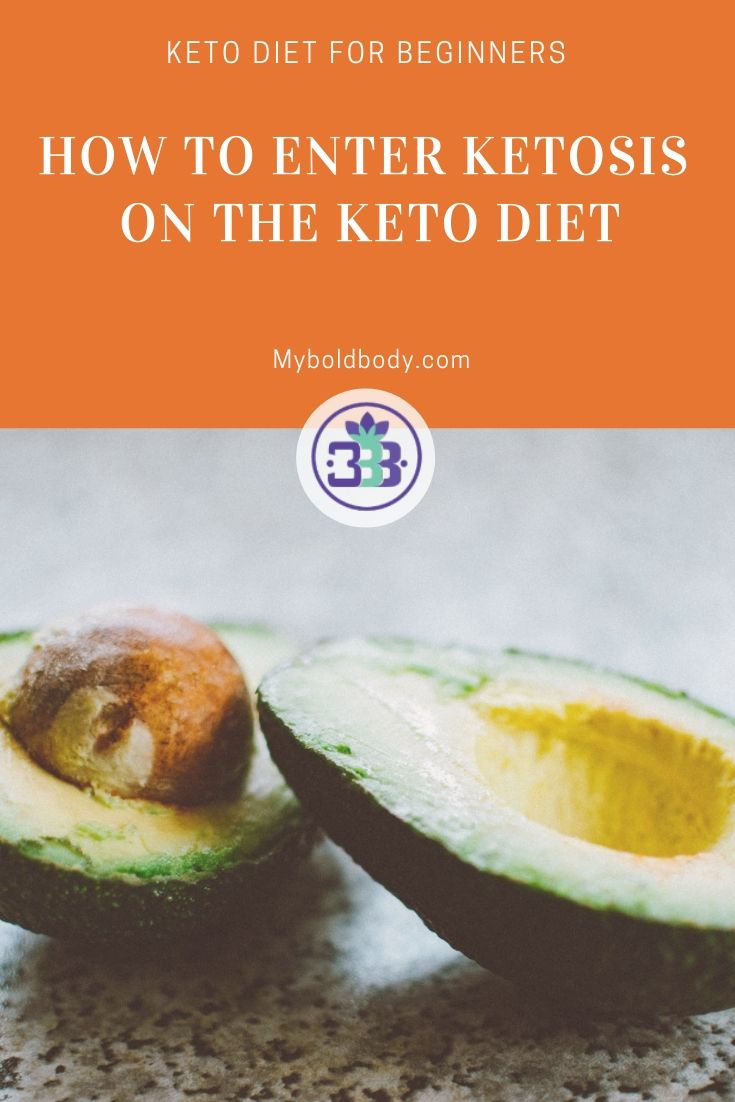 How to enter ketosis quickly and easily on the keto diet