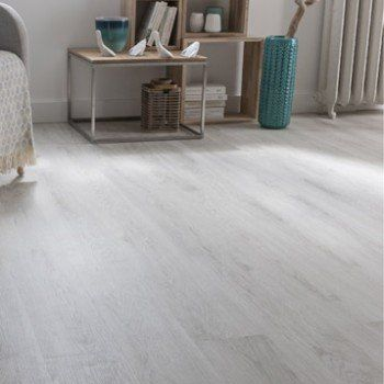 lame pvc clipsable blanchi aero trendy styling leroy merlin - Parquet Clipsable Leroy Merlin